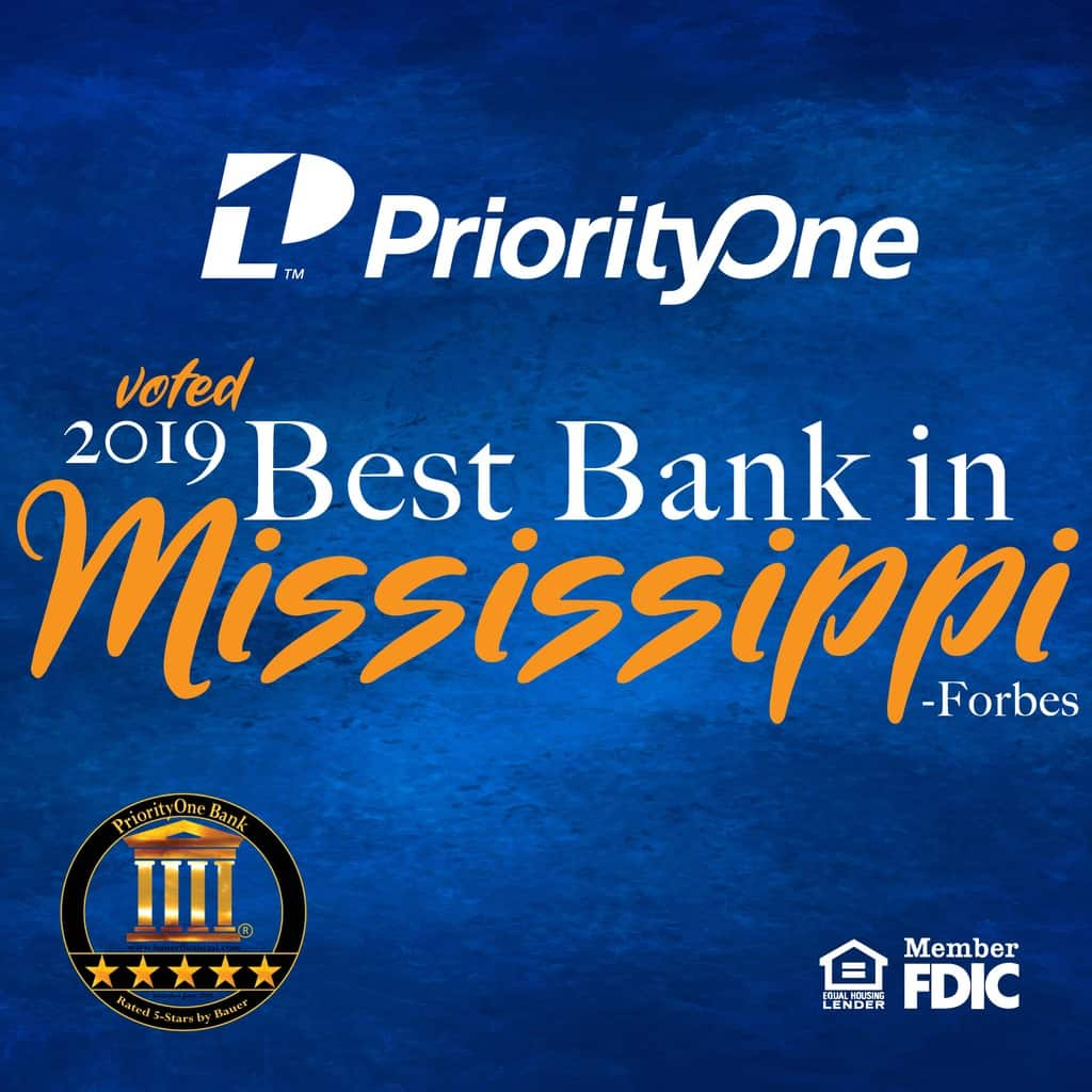 Prioity One Bank